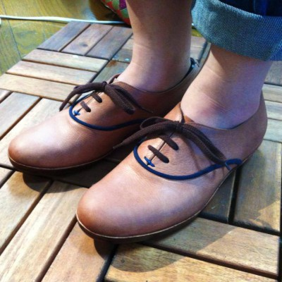 FBシューネクスト 度々登場している靴ですが、遂に完成しました!この一足を作るにも、新しくいろんな挑戦をされてました。次回作も楽しみですね!