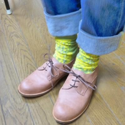 14.03.19のシューネクスト 「はじめての靴作り」完成+量産量産